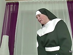 Nun best videos - mature milf porn