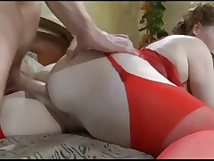 Pantyhose sex tube - amateur wife porn