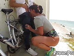 Plage hot videos - mom boy tube